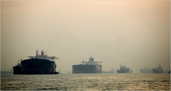 cargo-ships