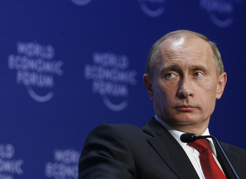 Putin warns against attack on Iran