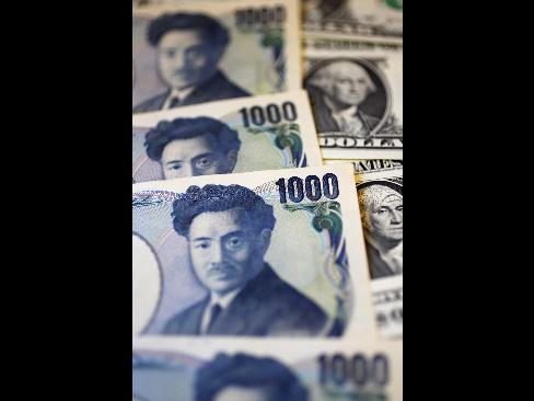 yen-and-dollar-notes