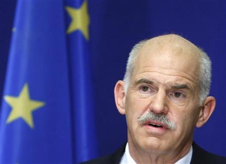George Papandreou George Papandreou