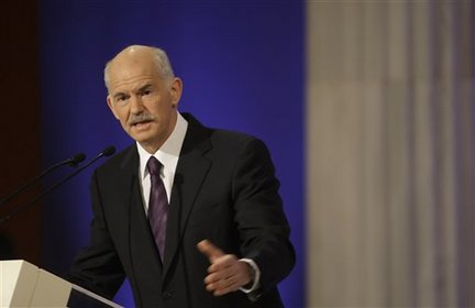 George Papandreou