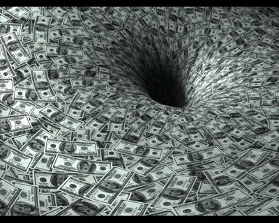 us-dollar-black-hole