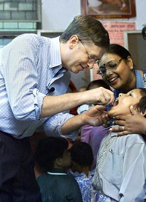 Bill Gates Promotes Vaccinations at UN'S World Health Organization