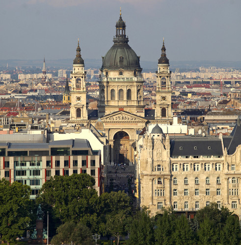 st-stephen-basilica-budapest