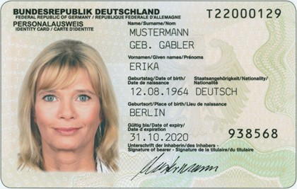 german-rfid-identity-card