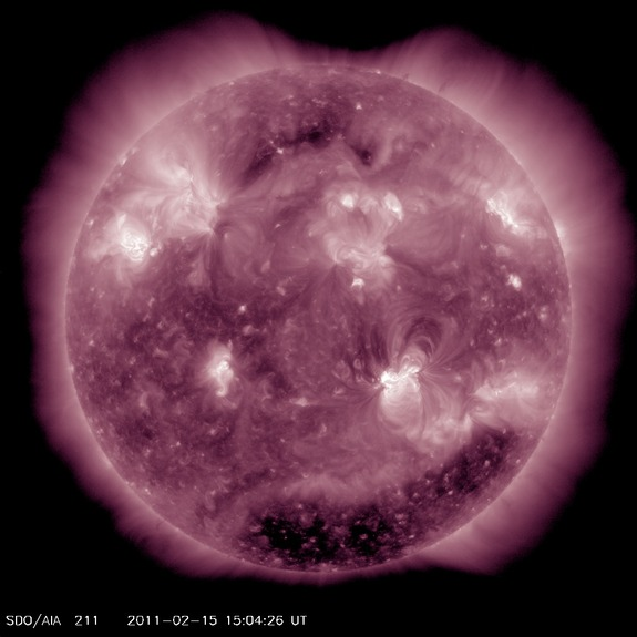Powerful Solar Storm Disrupts Communications – Scientists Warn of $2000