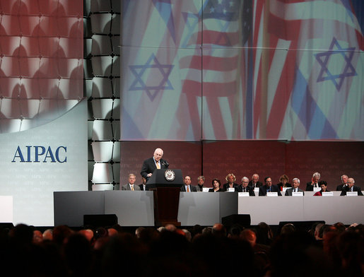 Dick-Cheney-AIPAC
