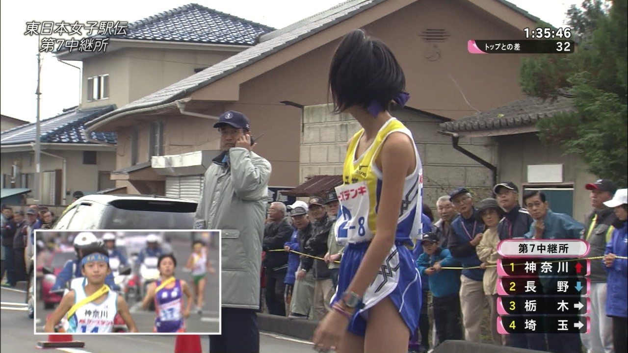 Radioactive-Ekiden-Marathon-In-Fukushima