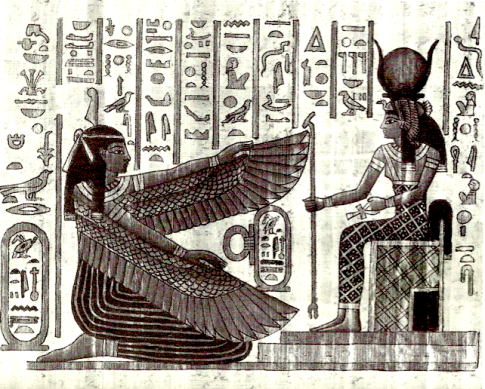 Egyptian-Water-of-Life-Papyrus
