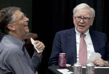 Buffett Donates $1.5 Billion in Annual Gift to Gates Foundation
