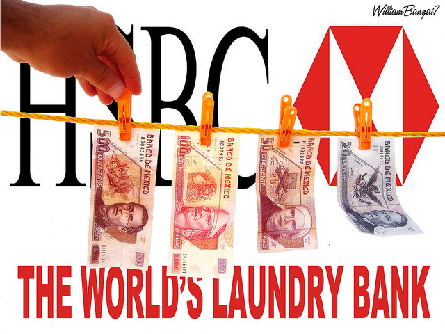 HSBC-Money-Laundering