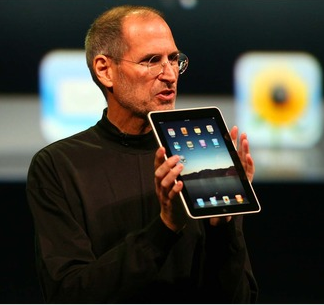 apple-ipad-steve-jobs