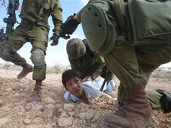 palestinian-kids-arrested