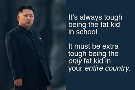 Kim-Jong-Un-fat-kid-in-school