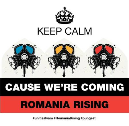 romaniarising