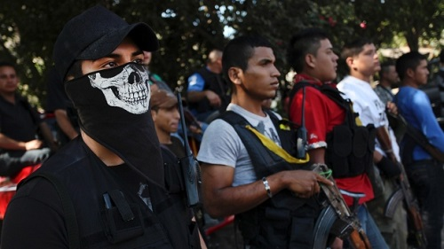 Mexican Citizens Topple Drug Cartels And Are Rewarded With Government Retaliation