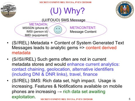 NSA collects millions of text messages daily in 'untargeted' global sweep-1