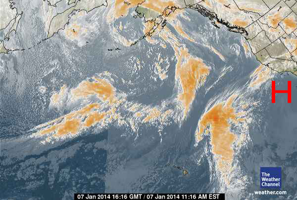 Satellite Photos Show Pacific Storms Stopped Cold, Destroyed-2