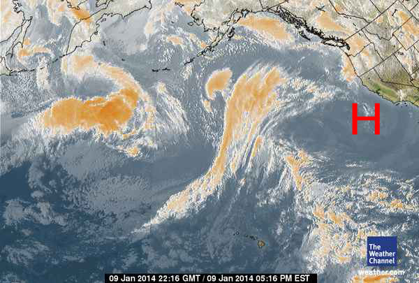 Satellite Photos Show Pacific Storms Stopped Cold, Destroyed-3