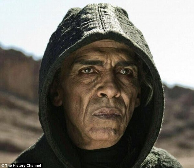 The Devil looks like Obama