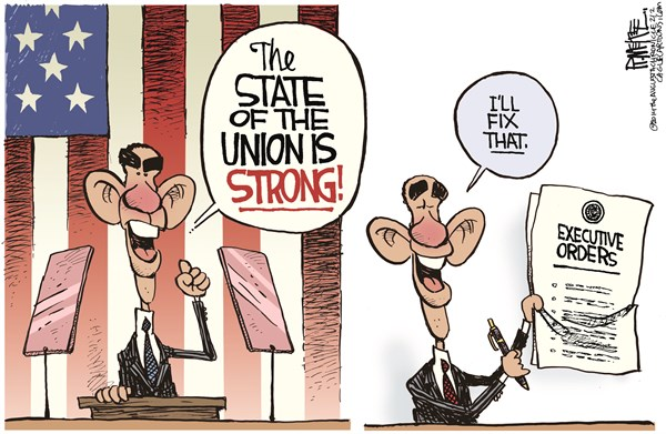 The Obama State Of The Union