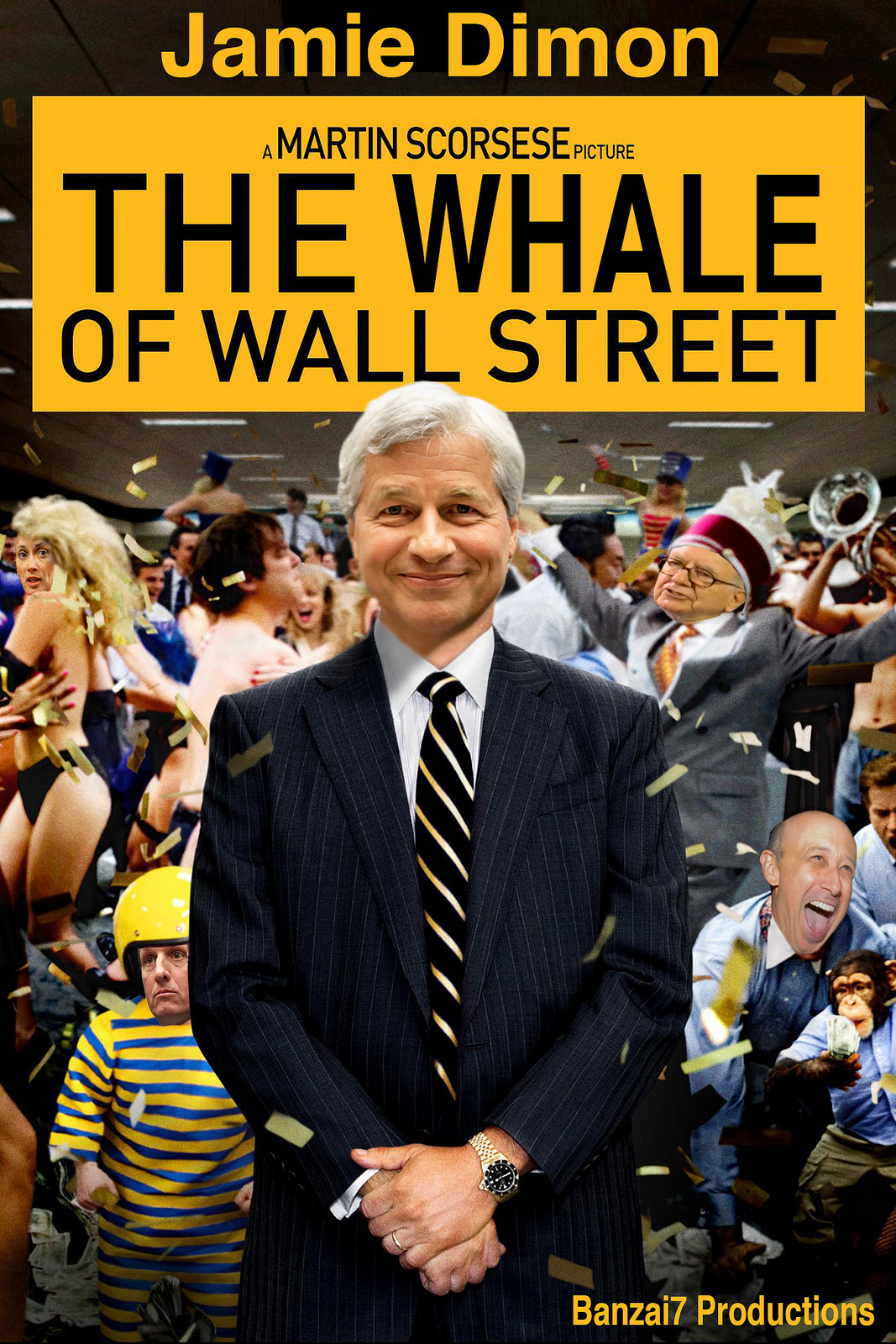 The Whale of Wall Street