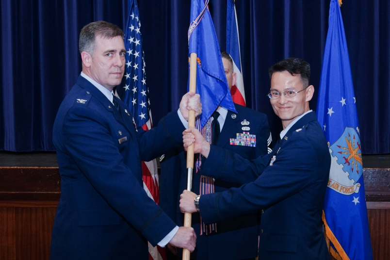 Air Force sacks two commanders in Europe