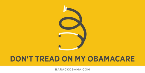 Dont Tread On My Obamacare-1
