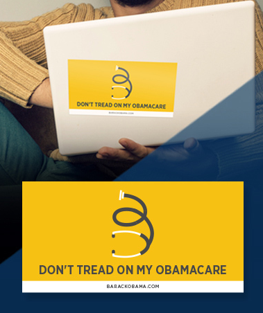 Dont Tread On My Obamacare-4