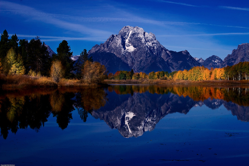 Lake-near-Mount-Moran-Grand-Tetons-National-Park-Wyoming