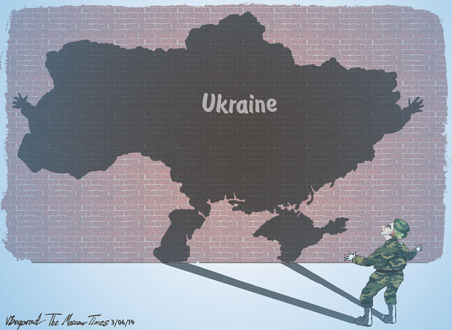 Ukraine-cartoon