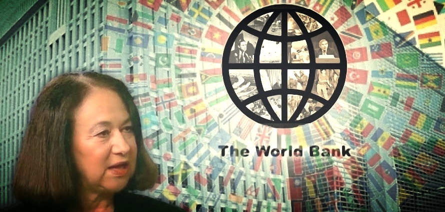 World Bank Whistleblower Karen Hudes-1