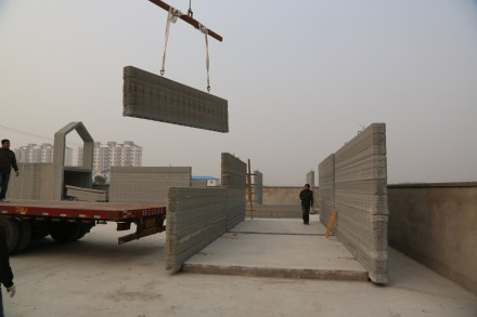 3d-printed-house-being-built-using-material-made-construction-waste-mixed-cement