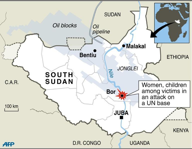 58 Killed, More Than 100 Injured After UN Base Attacked in South Sudan