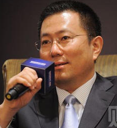 Li Jianhua, director of China's Banking Regulatory Commission (CBRC)