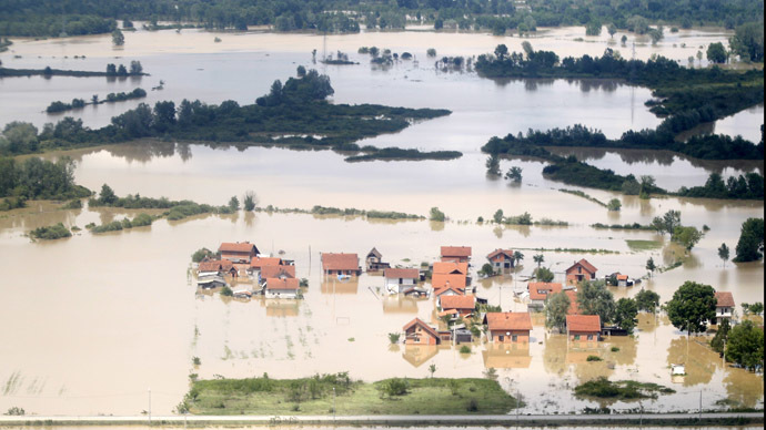 Death toll rises to 44 in worst ever Balkan flooding (PHOTOS)