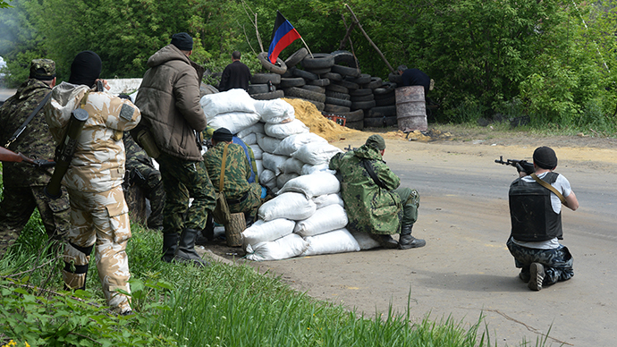 Donetsk self-defense forces give Kiev troops 24 hours to withdraw