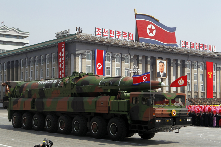 N. Korea Has Nuclear Warheads For Missiles That Can Reach Western United States