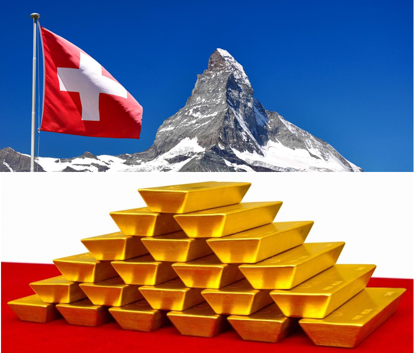 Switzerland's Role in the Gold Market