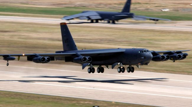 US Military Spending $1.1 BILLION To Upgrade Dozens Of B-52H Bombers