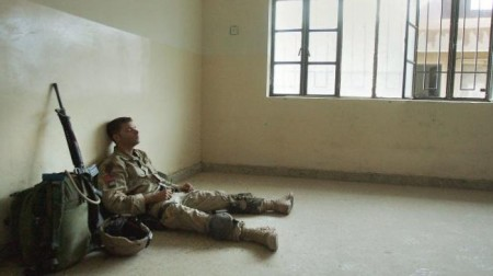 US military exhausted and depleted