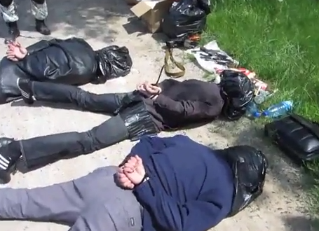 Ukraine Claims To Have Detained Terrorists With 100,000 Pre-Marked Referendum Ballots-2