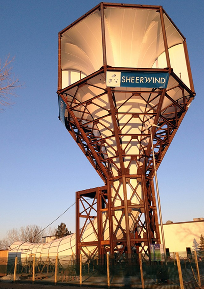 Sheerwind wind turbine4