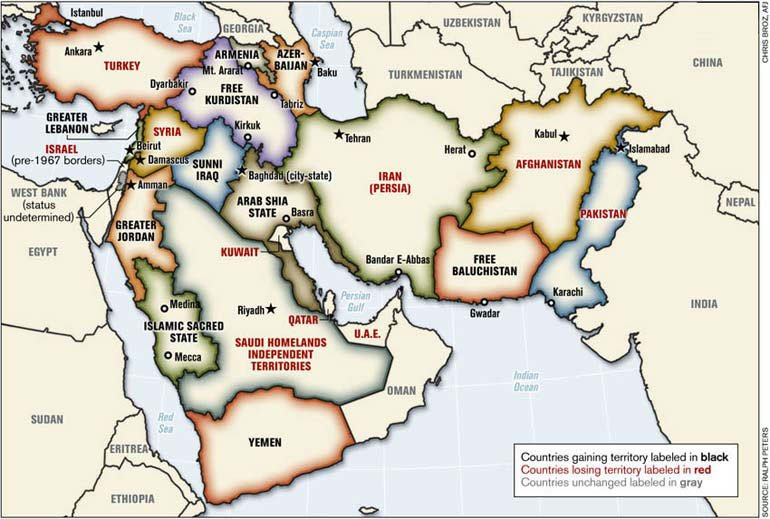 The Project for the New Middle East