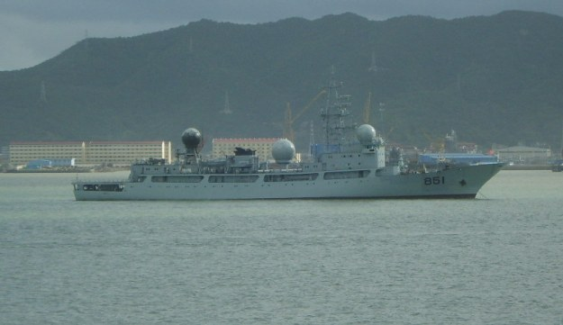 China Sends Surveillance Ship To Hawaii In Retaliation To US Navy Build Up In Its Back Yard