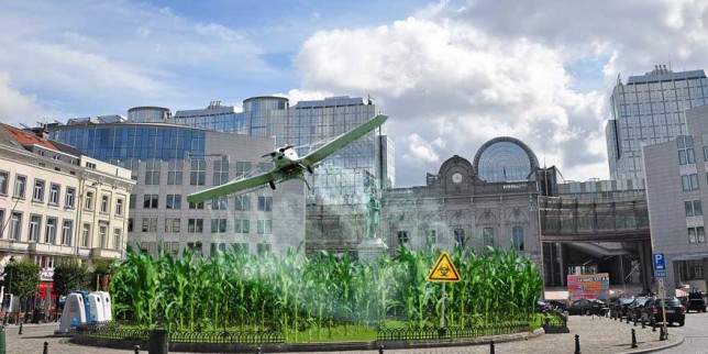 Monsanto and Pioneer Continue to Pull-Out GM Crops from EU