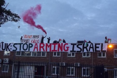 Stop arming Israel - Stop Elbit