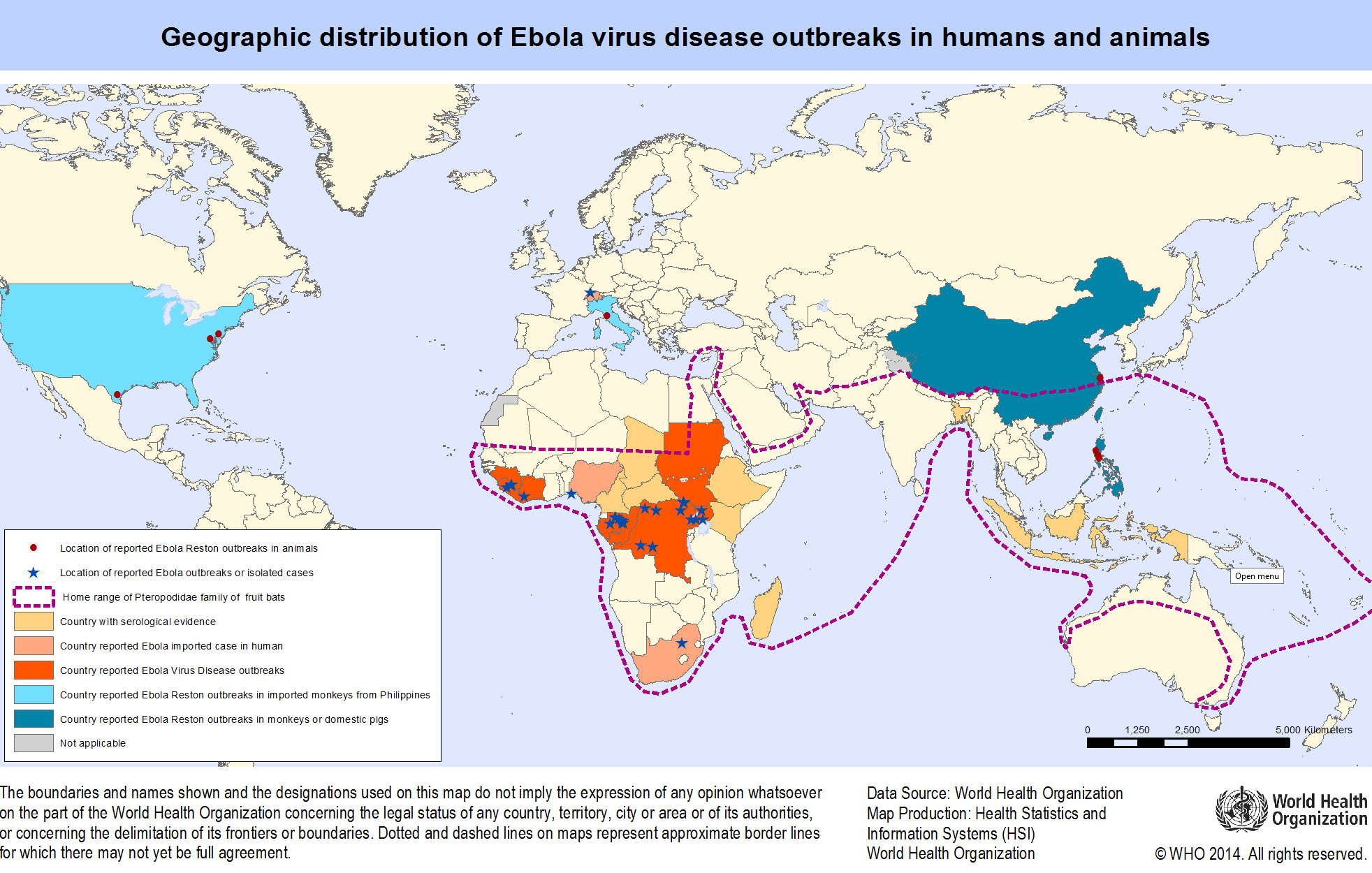 Ebola Outbreak Evolving 'In Alarming Ways,' WHO Warns ...