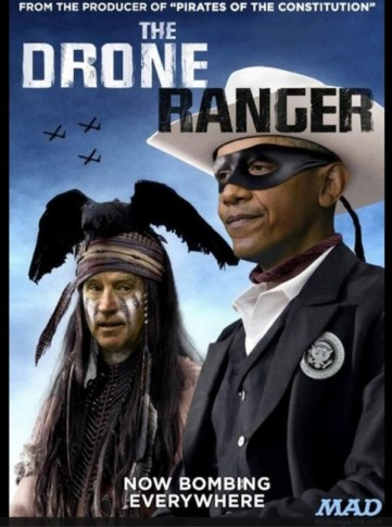 the drone ranger