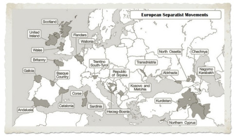 European-Separatist-Movements